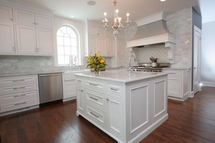 Colonial kitchen remodel Kitchen design colonial home
