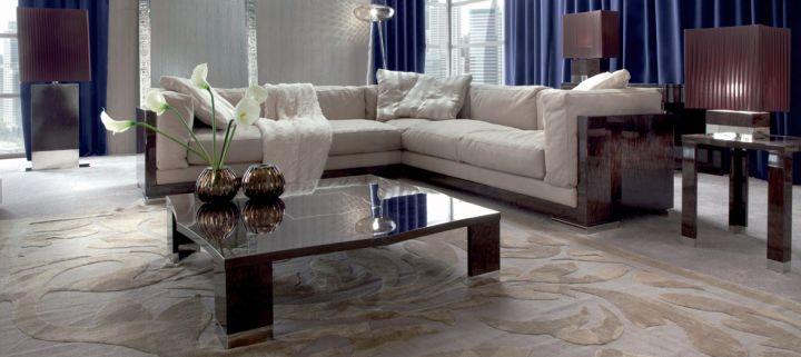 Contemporary Plush Italian Sofa Brands
