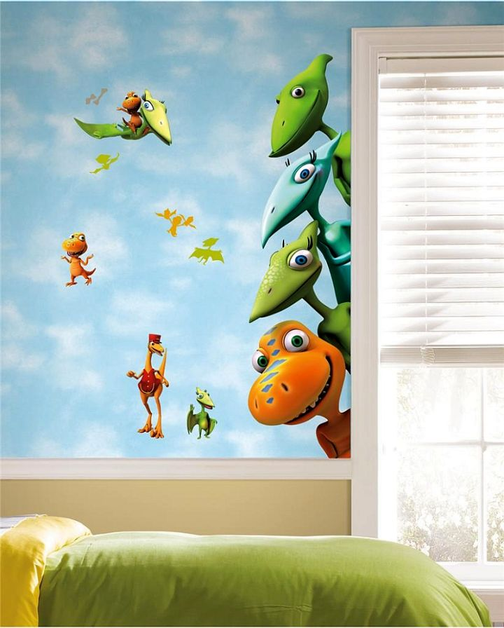 Dinosaur Wall Decor emejing dinosaur themed bedroom contemporary - bedroom design