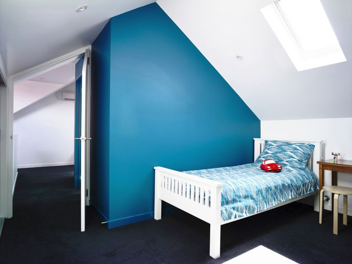 Elwood House children bedroom