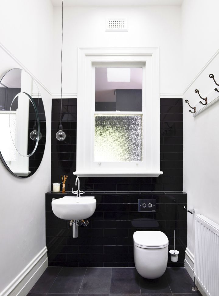 Elwood House new bathroom