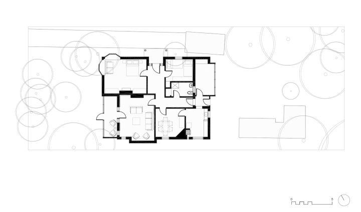 Elwood House second floor