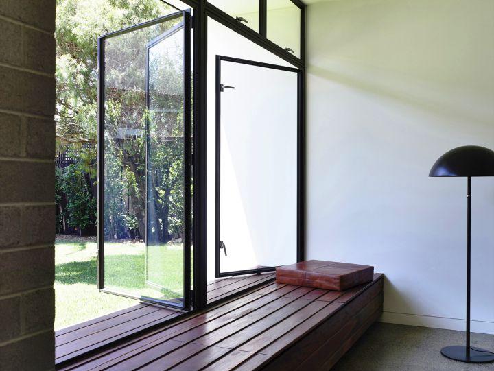 Elwood House sitting area