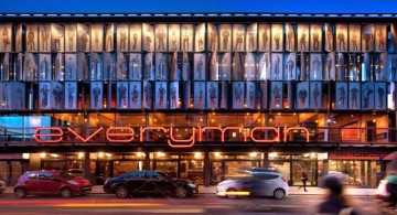Everyman Theatre Haworth Remodel Front View