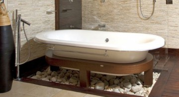 Featured image of unique Scandinavian tub design