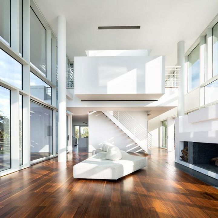 Fire Island Beach House living room