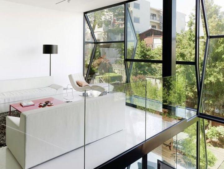 Flip House living room