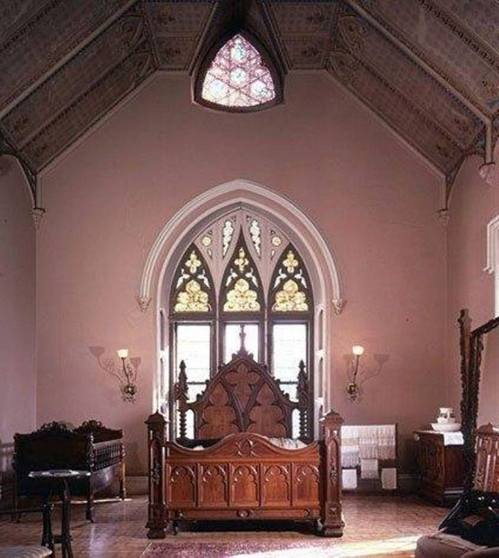 Gallery For Gothic Bedroom Ideas