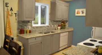 Grey Kitchen Ideas for small kitchen