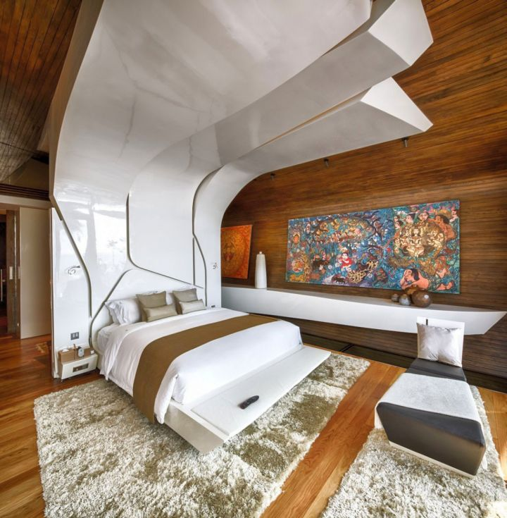 Iniala beach house bedroom