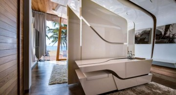 Iniala beach house modern sink
