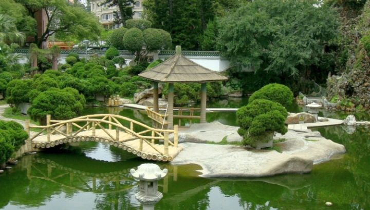 exellent japanese garden bridge design on decorating - Japanese Garden Bridge Design