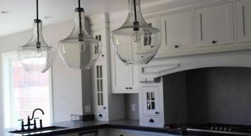 Kitchen island pendant lighting ideas unique lamp shade