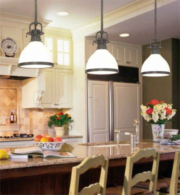 kitchen island pendant lighting ideas vintage