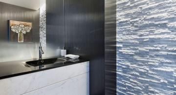 Manhattan Penthouse kitchen sink