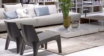 Minimalist Italian Sofa Brands