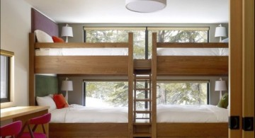 Modern Bunkbed for four
