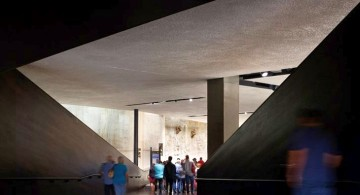 National September Eleven Museum passage