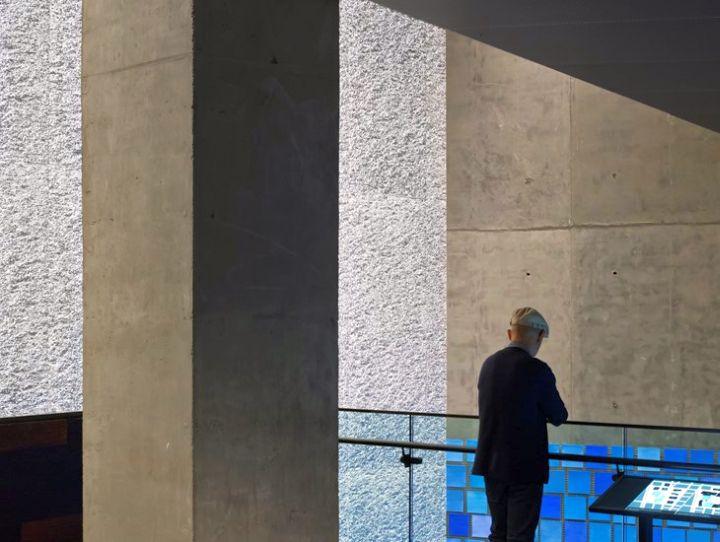 National September Eleven Museum viewing platform