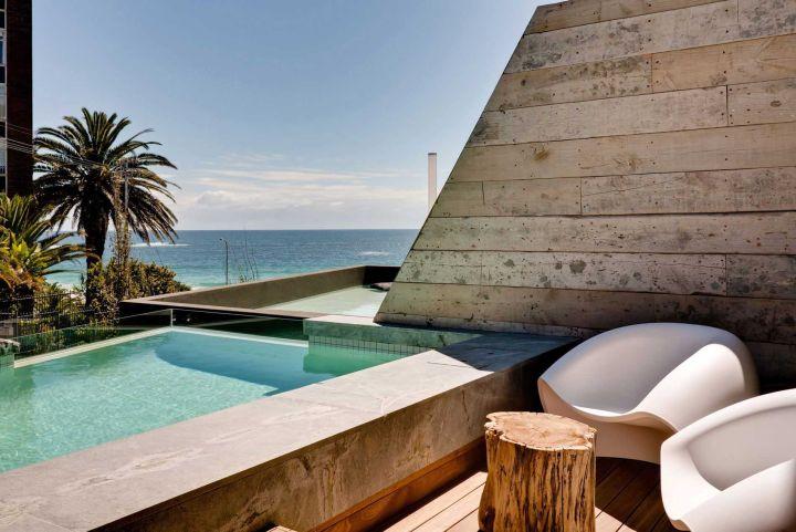 POD Hotel South Africa pool daylight
