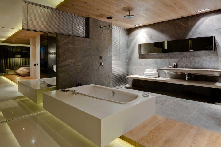 POD Hotel South Africa suite b bathroom