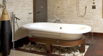 Scandinavian design unique tubs