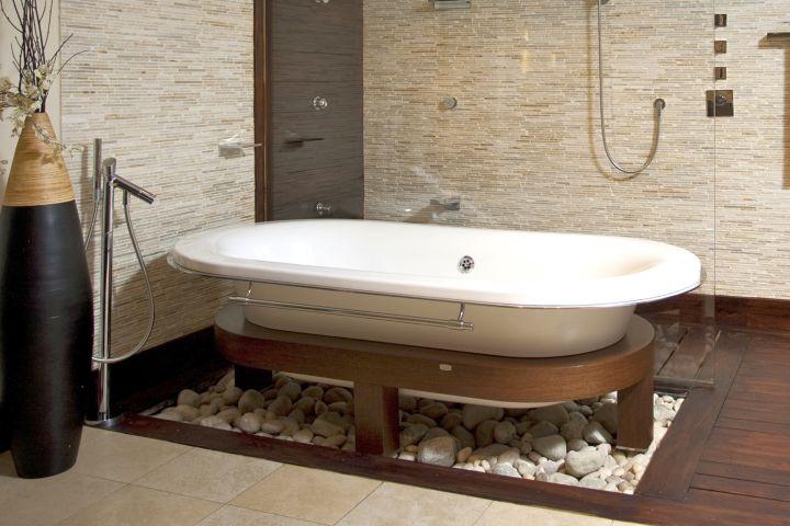 Scandinavian design unique tubs