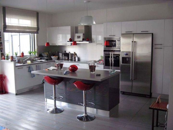 Kitchen Ideas White And Grey Best 2017