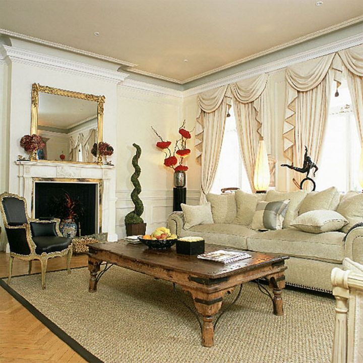 Home Design Color Ideas: 17 Tuscan Living Room Decor Ideas Classic Interior Design
