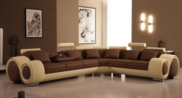 Unique design Italian Sofa Brands