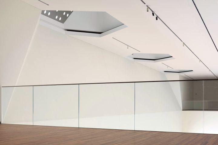 aga khan museum viewing platform