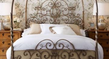 beautiful canopied tuscan bedroom furniture
