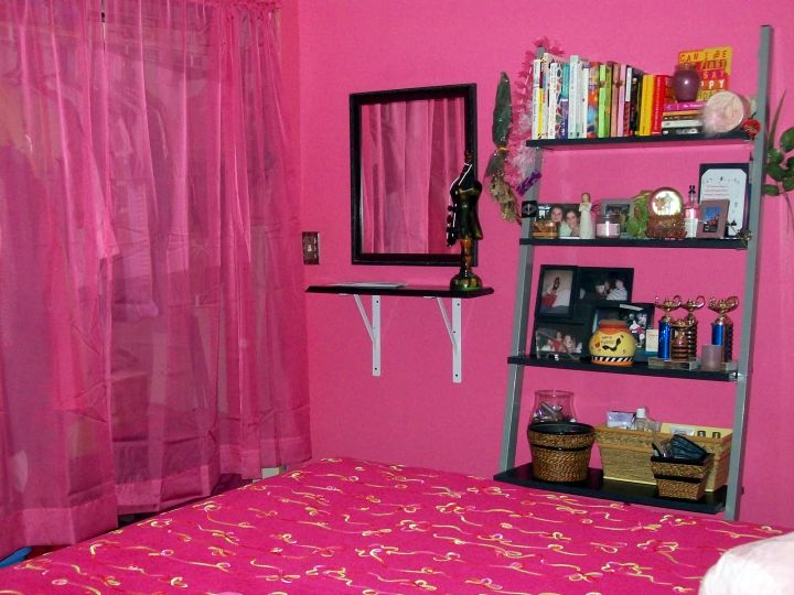 17 hot pink room decorating ideas for girls for Room design ideas pink