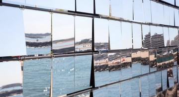 breathbox seaside mirror close up