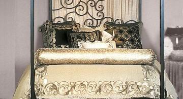 canopied modern elegant beds