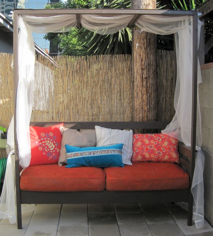 Easy Diy Daybed Mattress Cover : Gallery for How to Make a Daybed DIY Ideas