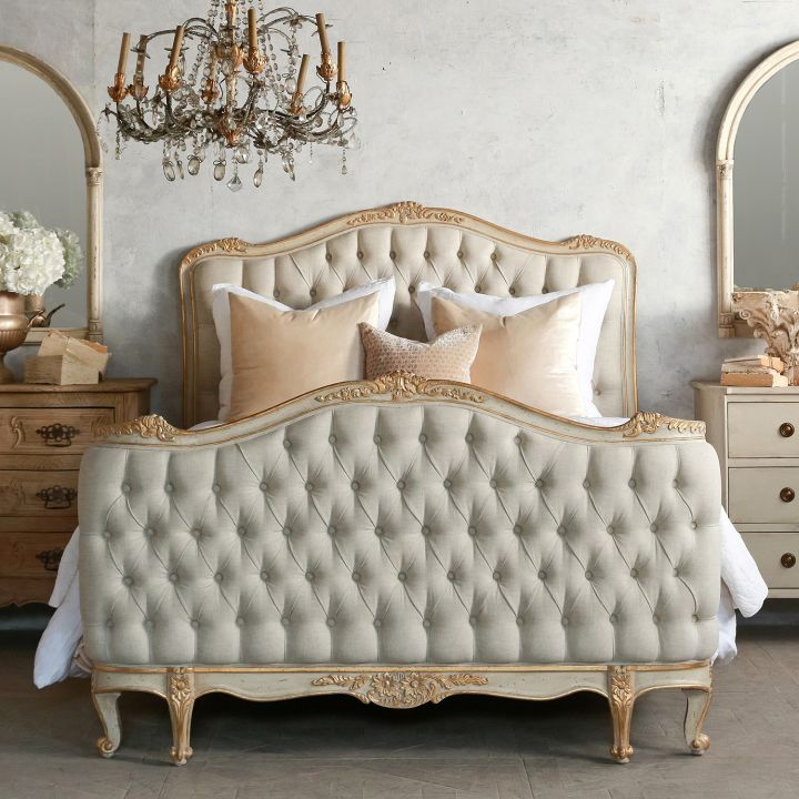 17 elegant bed designs that charm us completely for Classy beds