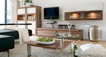 classy in monochrome small sitting room ideas