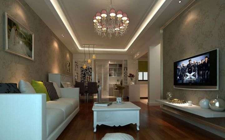 17 breathtaking modern long living room designs for Long living room designs
