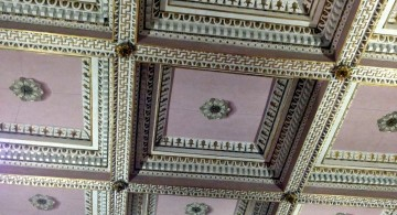 coiffured beautiful ceilings