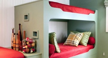 contemporary bunk bedroom ideas