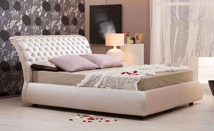 contemporary elegant beds