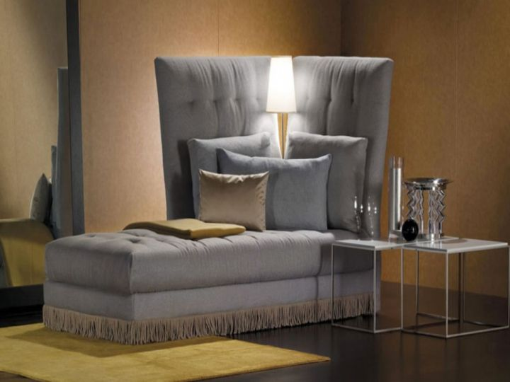 contemporary settee Italian furniture maker