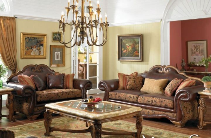 Merveilleux 17 Tuscan Living Room Decor Ideas Classic Interior Design