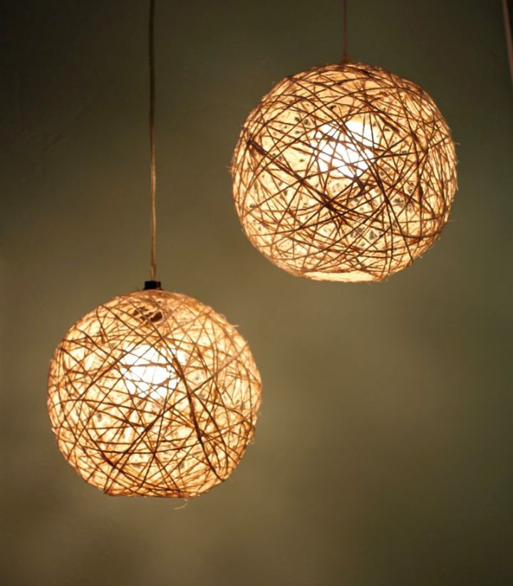 Gallery For Pendant Lamp DIY Ideas