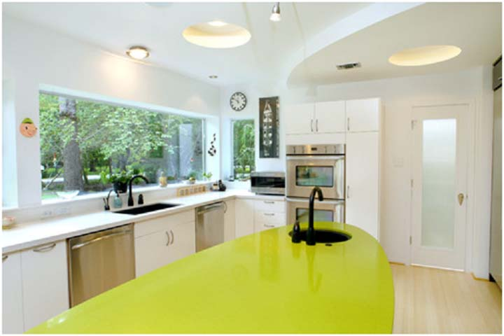 How to make your kitchen eco friendly for Eco friendly windows