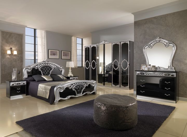 18 Classy Gothic Bedroom Ideas That Scare The Pants Off You
