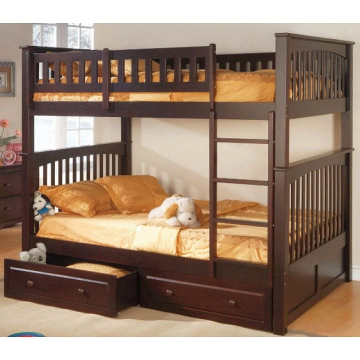 elegant bunk bed for adults