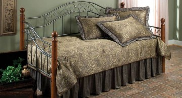 elegant in dark daybed images
