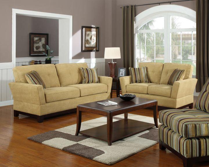 elegant simple living room